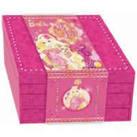 姹紫嫣红芭比新年礼盒 长江少年儿童出版社