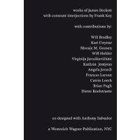 【预订】Works of James Beckett with Constant Interjections by F