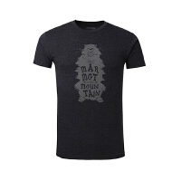 Marmot/土拨鼠户外轻薄透气圆领男款棉质短袖T恤_F900441