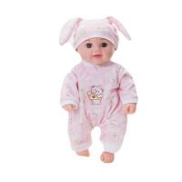 洋娃娃男孩 儿童仿真娃娃会说话的智能洋娃娃宝宝婴儿睡眠布娃娃女孩男孩玩具