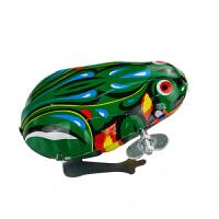 铁皮青蛙跳跳蛙发条儿童宝宝玩具经典80后怀旧六一儿童节礼物