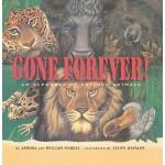 【预订】Gone Forever: An Alphabet of Extinct Animals