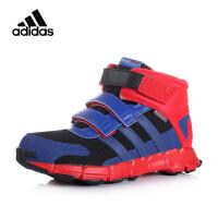 【到手价:399元】阿迪达斯adidas童鞋酷炫跑鞋跑步鞋耐磨防滑儿童运动鞋男童户外休闲鞋 AQ4924