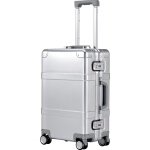 小米有品90分金属拉杆箱20英寸行李箱 铝镁合金静音万向轮登机箱 旅行箱