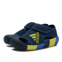 adidas阿迪达斯2019 婴童 AltaVenture I 魔术贴游泳凉鞋D97198