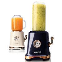 韩国大宇榨汁机复古便携式家用小型榨汁杯电动全自动多功能料理机