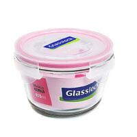 GlassLock 三光云彩 韩国进口 钢化玻璃扣 保鲜盒 碗 RP752 容量400ML