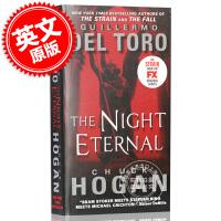 现货 英语原装 NIGHT ETERNAL TV TIE IN ED MM 文学与虚构