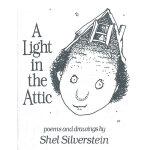 A Light in the Attic 《阁楼上的灯光》 谢尔・希尔弗斯坦绘本系列 ISBN 9781846143854