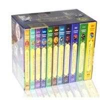 [现货]英文原版 How to Train Your Dragon 驯龙高手1-11本全套盒装 经典畅销儿童图书 少儿