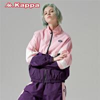 Kappa卡帕 女款夹克运动外套休闲开衫长袖 2019新款K0922JJ89