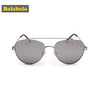 巴拉巴拉儿童眼镜太阳镜潮男童墨镜时尚小孩玩具遮阳眼镜蛤蟆镜男