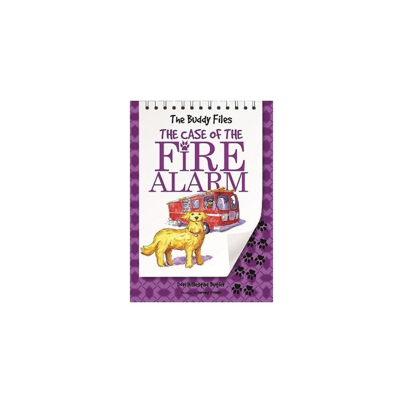 [现货]the buddy files:the case of the fire alarm
