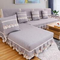 沙发垫沙发坐垫套子全包套防滑四季通用型简约现代布艺沙发罩巾全盖定制