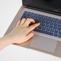 通用型透明硅胶笔记本电脑键盘保护贴膜联想华硕戴尔惠普宏基三星Thinkpad神舟防尘套罩小米华为雷蛇微软