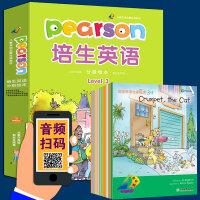 10册培生英语分级阅读Levela3 幼儿预备级提高篇少儿阶梯阅读启蒙英语绘本 儿童小学生三四五年级课外典范英文启蒙教材