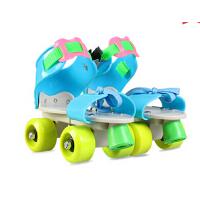 儿童女男旱冰鞋儿童 四轮滑滑板鞋全套装双排滑板滑轮滑板鞋 实用冰鞋