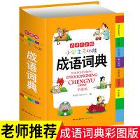 小学生多功能成语词典彩图版