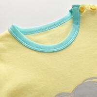 女童内衣套装儿童秋装 宝宝秋衣 婴儿衣服女孩睡衣