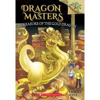 Dragon Masters #12: Treasure Of The Gold Dragon