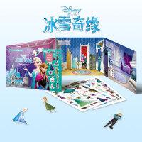 迪士尼创意游戏磁力贴. 冰雪奇缘