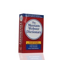 [现货]韦氏小红 Merriam-Webster English Dictionary 英文原版