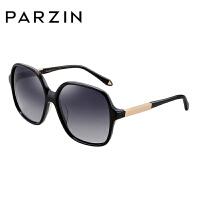 帕森新款时尚大框圆脸太阳镜女司机开车偏光驾驶镜墨镜9602