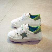 儿童运动鞋男童板鞋休闲百搭白鞋