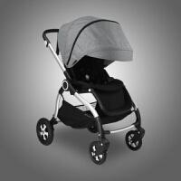 婴儿推车轻便折叠可坐可躺双向高景观宝宝新生儿童手推伞车