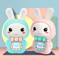 软耳朵婴儿童音乐故事机欣欣兔子早教机益智玩具宝宝学习机小女孩