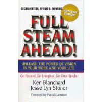 FULL STEAM AHEAD! REVISED & EXP, HC 2E(ISBN=9781605098753)