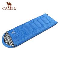 CAMEL骆驼户外睡袋旅行露营用品成人睡袋信封保暖睡袋