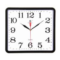 方形电子挂钟客厅钟表家庭万年日历石英钟家居日用钟饰