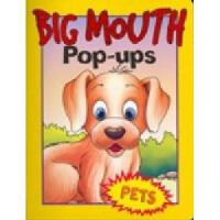 [现货]BIG MOUTH POP-UPS:PETS