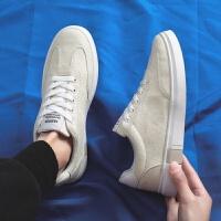 201新品春季韩版潮流休闲板鞋透气帆布鞋学生简约百搭潮鞋子