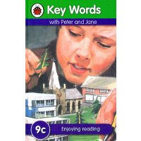 Key Words: 9c Enjoying Reading 关键词9c:享受阅读 ISBN 9781409301462