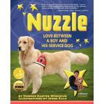 【预订】Nuzzle: Love Between a Boy and His Service Dog