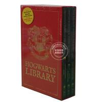 [现货]英文原版 Hogwarts Library霍格沃兹图书馆 harry potter哈利波特 Fantastic