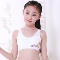 女大童小背心内衣发育期女童文胸女孩胸罩抹胸儿童中大童12岁