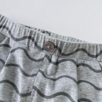 davebella戴维贝拉2020夏季新款女童七分裤宝宝薄款休闲裤DB13142