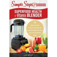 【预订】Superfood Health with the Vitamix Blender: A Simple Step