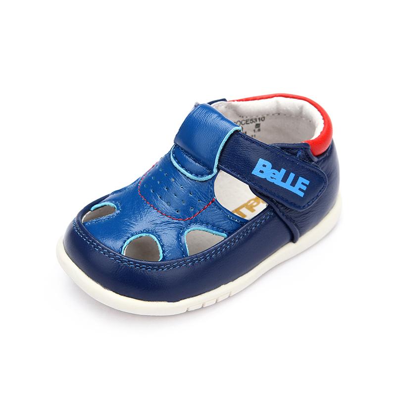 【99元任选2双】百丽Belle童鞋幼童鞋子特卖童鞋宝宝学步鞋(0-4岁可选)CE5310 【5.20-6.1儿童节大促:限时99元2双】