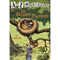 Falcons Feathers (A to Z 6) 神秘事件6 ISBN 9780679890553