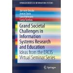 【预订】Grand Societal Challenges in Information Systems Resear