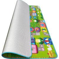 小号爬行垫便携可折叠儿童宝宝爬爬垫隔水隔尿床垫草坪垫野餐多用 隔水防潮 180CM*120CM