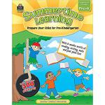 【预订】Summertime Learning, Prepare for Grade Pre-K 9781420688