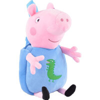 背包乔治毛绒玩具宝宝儿童书包可爱幼儿园书包1-3岁-6岁