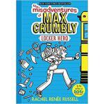 【预订】The Misadventures of Max Crumbly 1: Locker Hero 9781481