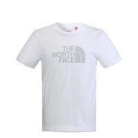 【现货】The North Face北面2019春夏新品柔软透气户外圆领T恤 A9UP
