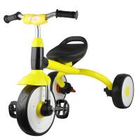 澳贝(AUBY) 欢乐骑行三轮车 婴幼儿滑行三轮童车健身防滑易安装 464316DS